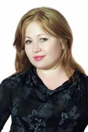 Надежда Данилова — артистка МБУ «ЧМПК «Классика»
